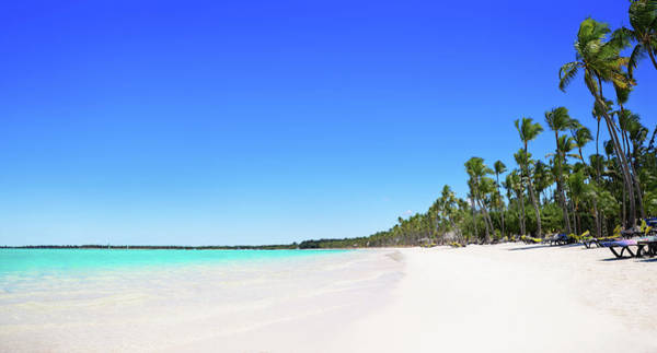 Cana Island Wall Art - Photograph - Tropical, Empty  Beach by Gerisima
