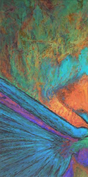 Belize Digital Art - Tropical Fishtych 02 A-left by Julie Turner