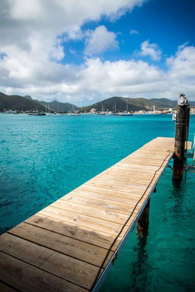 St. Maarten Photograph - Tropical Harbor by Kristopher Schoenleber
