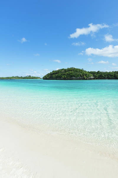 Okinawa Photograph - Tropical Paradise Beach And Clear by Ippei Naoi