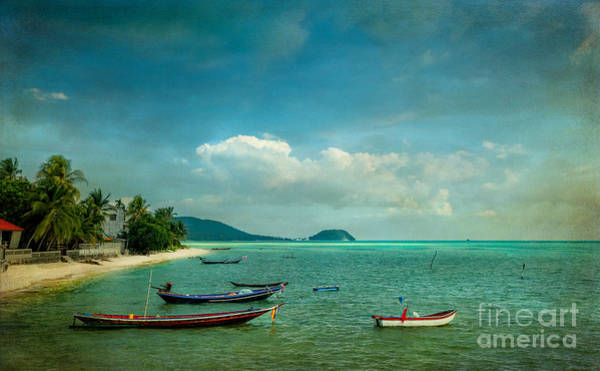Wall Art - Photograph - Tropical Seas by Adrian Evans