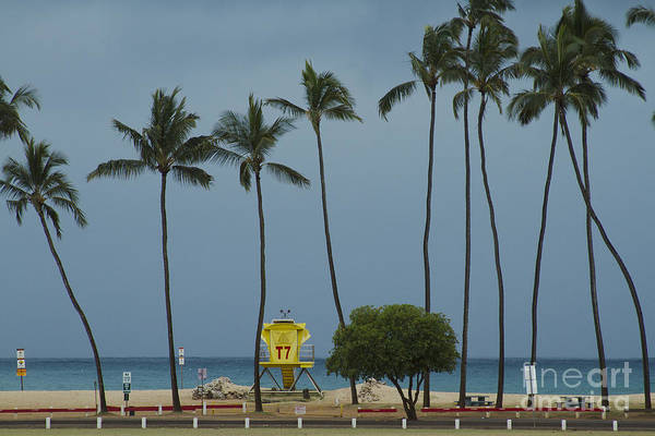 Photograph - Tropical Storm Flossie Kapukaulua Beach Paia Maui Hawaii 2013 by Sharon Mau