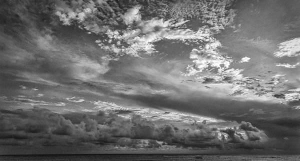 Mahaulepu Beach Photograph - Tropical Storm by Roger Mullenhour