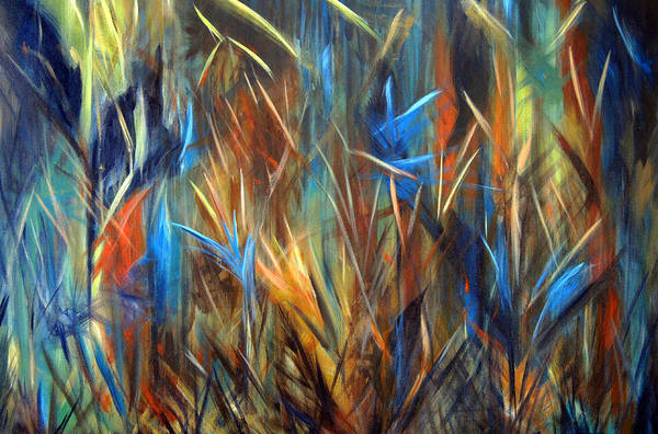 Painting - Tropics by Roberta Rotunda