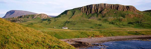 Escarpment Photograph - Trotternish Peninsula, Isle Of Skye by Panoramic Images