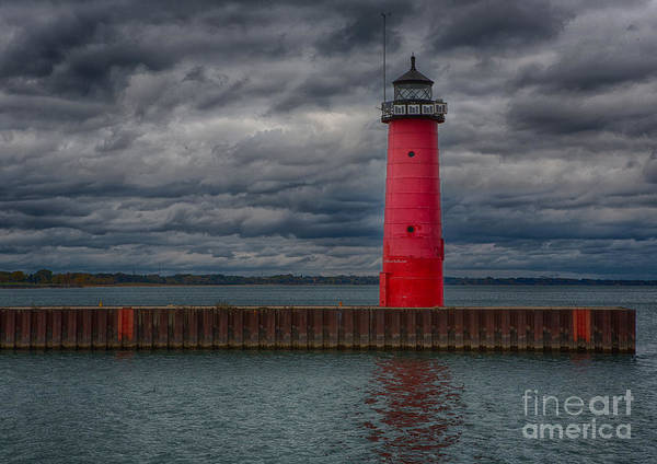 Photograph - Troubled Skies by Ricky L Jones