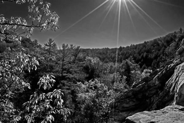 Photograph - Trough Creek State Park Lan323 by G L Sarti