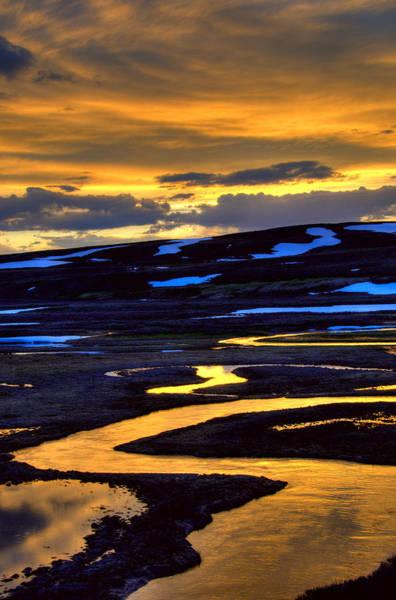 Photograph - Trout Creek by Steve Stuller