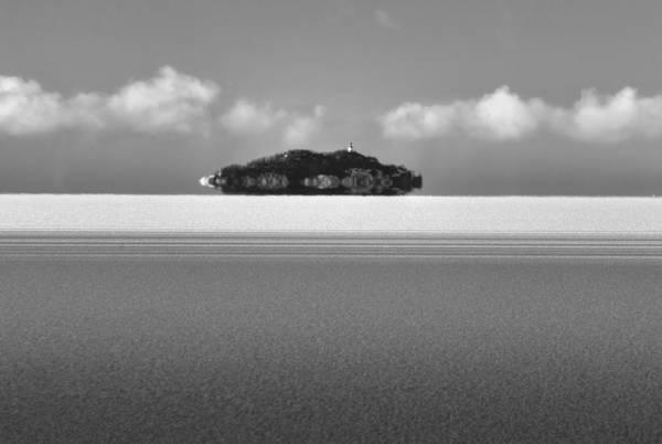 Rock Island Line Photograph - Trowbridge Island Composition by Jakub Sisak