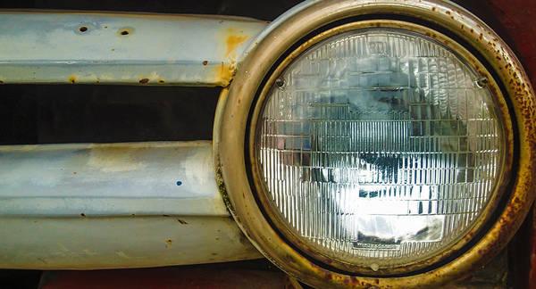 Photograph - Truck Bulb by Tyler Lucas
