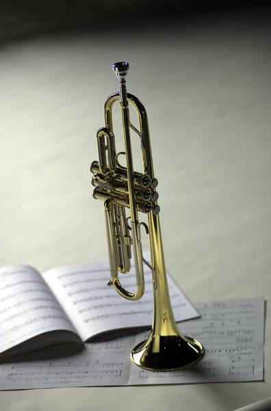 Trumpet Photograph - Trumpet IIi by Jon Neidert