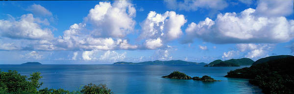 Leisurely Photograph - Trunk Bay St John Us Virgin Islands by Panoramic Images