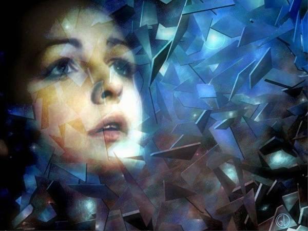 Whirl Digital Art - Trust by Gun Legler