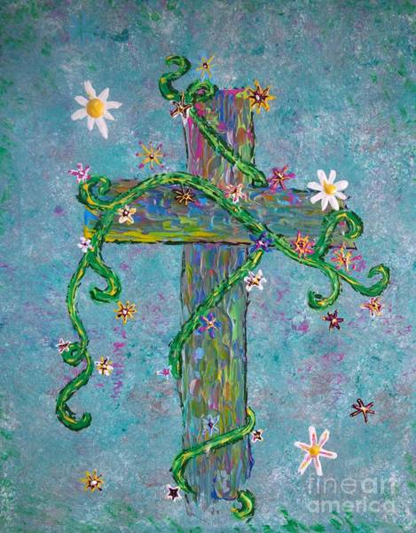 Painting - Trust In Him by Jacqueline Athmann