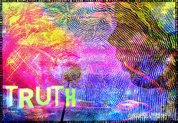 Digital Art - Truth by Currie Silver