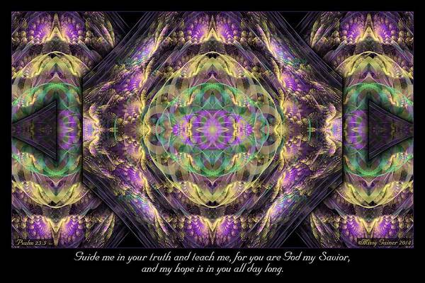Digital Art - Truth by Missy Gainer