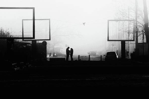 Relation Photograph - Tu M'as Promis by Bogdan Bousca