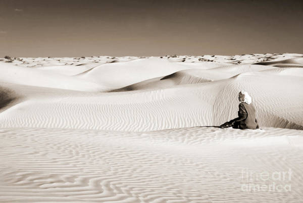 Wall Art - Photograph - Tuareg by Delphimages Photo Creations