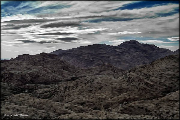 Photograph - Tucson Foothills by Erika Fawcett