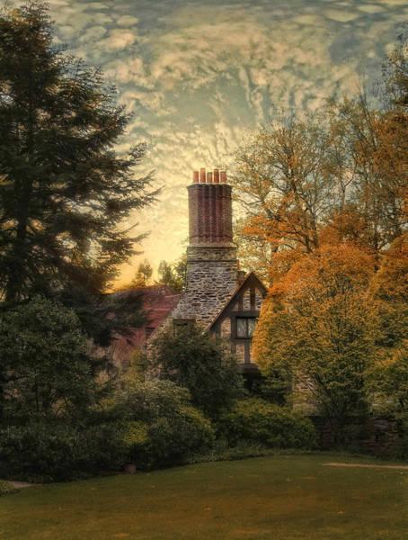 Photograph - Autumn Tudor by Jessica Jenney