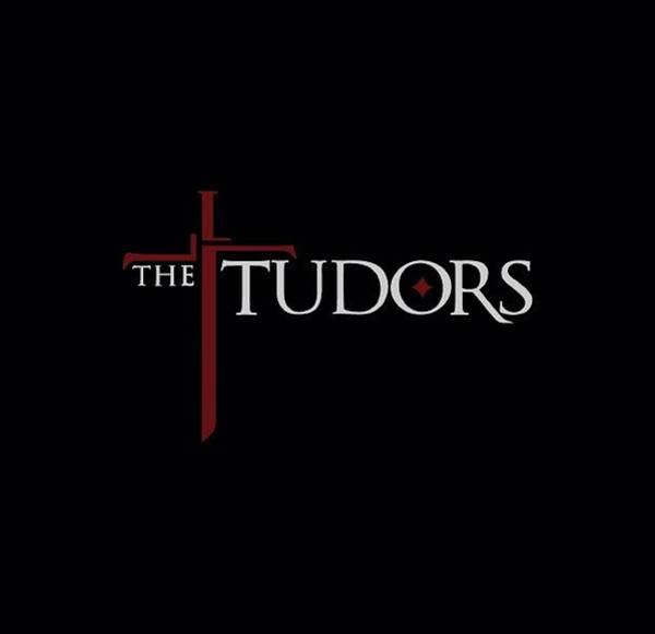 Historical Digital Art - Tudors - Logo by Brand A