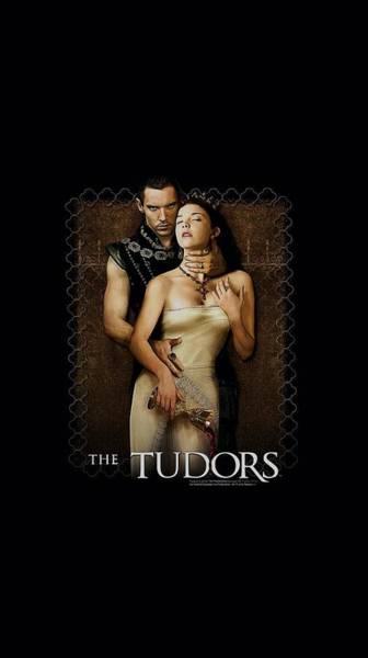 Historical Digital Art - Tudors - Spilt Wine by Brand A