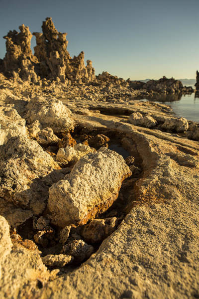 Tufa Rock Art Print