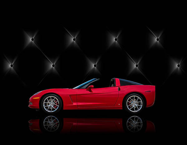 Corvette Wall Art - Digital Art - Tuff Enough by Douglas Pittman