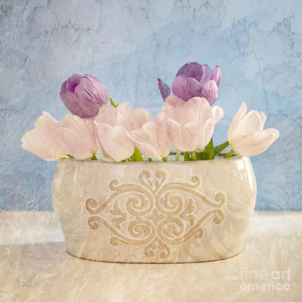Wall Art - Photograph - Tulip Still Life by Betty LaRue