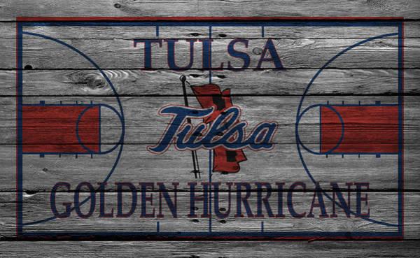 Tulsa Wall Art - Photograph - Tulsa Golden Hurricane by Joe Hamilton