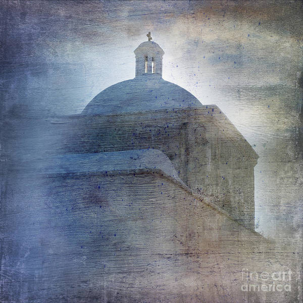 Wall Art - Photograph - Tumacacori Afternoon by Sandra Bronstein
