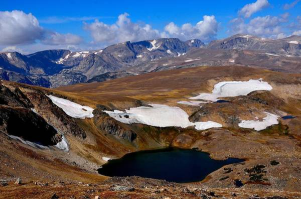 Photograph - Tundra Tarn by Tranquil Light  Photography