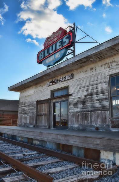 Tunica Gateway To The Blues Art Print
