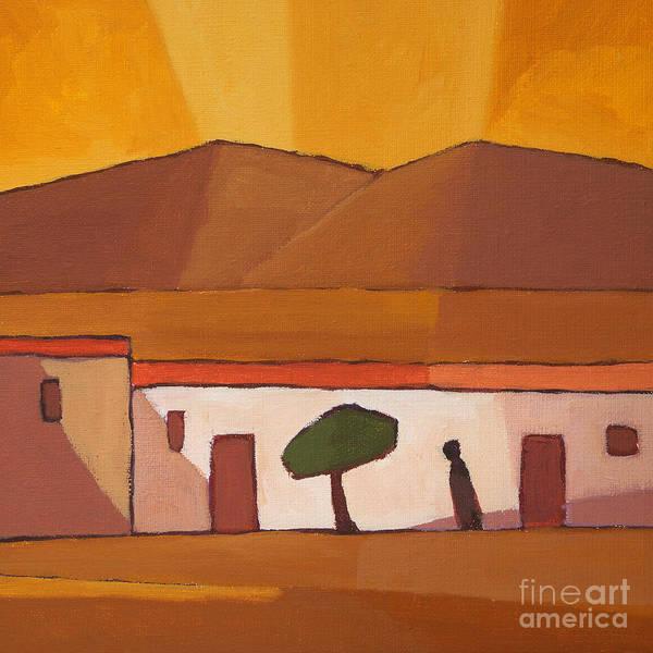 Painting - Tunisia by Lutz Baar