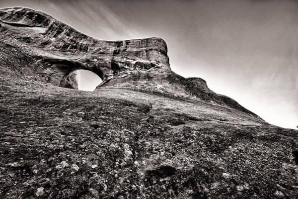 Wall Art - Photograph - Tunnel Arch Diagonal by Juan Carlos Diaz Parra