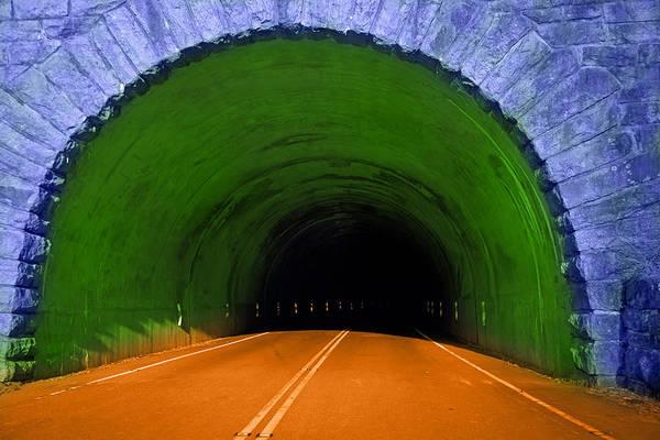 Wall Art - Photograph - Tunnel by Betsy Knapp