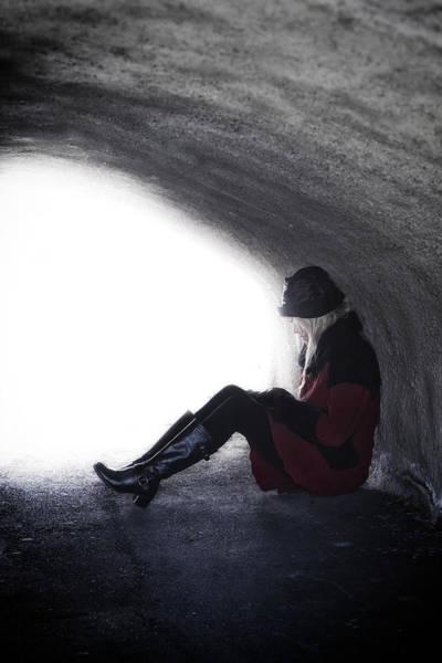 Threatened Photograph - Tunnel by Joana Kruse