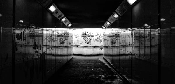 Photograph - Tunnel by Pedro Fernandez