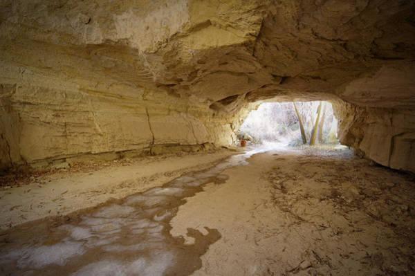 Cappadocia Photograph - Tunnel by Sandsun