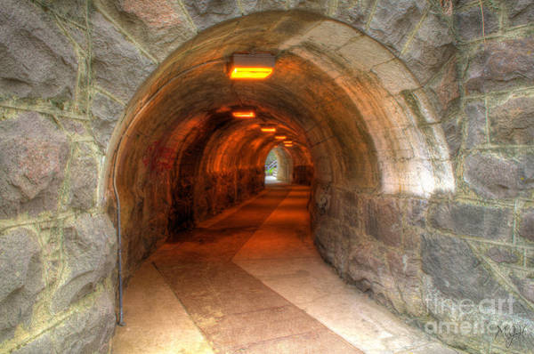 Photograph - Tunnel Through It by Mathias