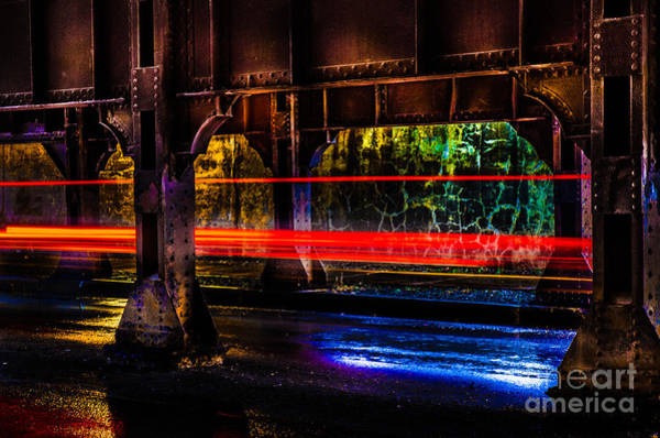 Photograph - Tunnel Vision by Michael Arend