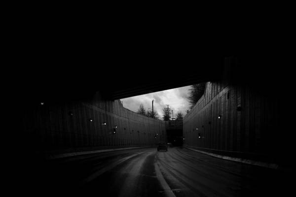 Photograph - Tunneling From Downtown by Ben Shields