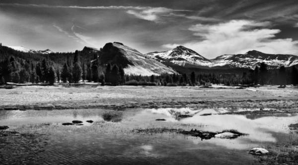 Photograph - Tuolumne Meadows And Lembert Dome by Cat Connor