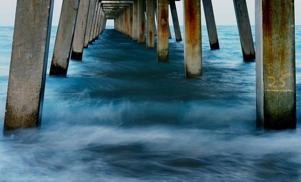 Juno Beach Photograph - Turbulence by Laura Fasulo