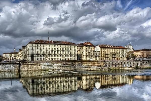 Riverside Photograph - Turin Italy by Carol Japp