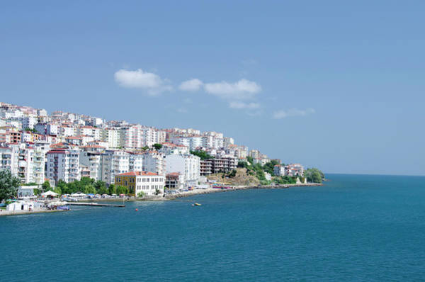 Oceanfront Photograph - Turkey, Historic Paphlagonia Region by Cindy Miller Hopkins