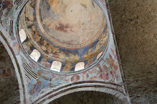 Hagia Sophia Photograph - Turkey, Trabzon 13th Century St Sophia by Cindy Miller Hopkins