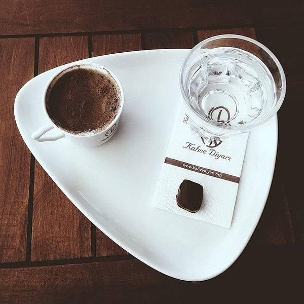 Wall Art - Photograph - #turkishcoffee #coffee by Usman Ali