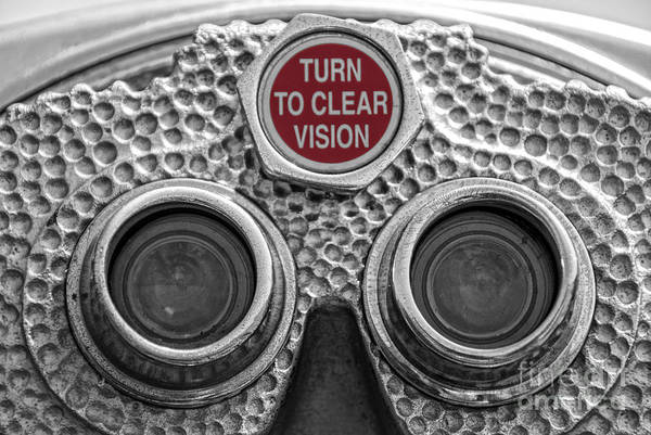 Wall Art - Photograph - Turn To Clear Vision by Juli Scalzi