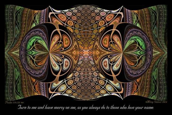 Digital Art - Turn To Me by Missy Gainer